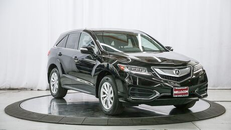 2018 Acura RDX Technology Package Roseville CA