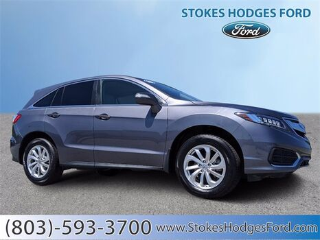 2018_Acura_RDX_Technology & AcuraWatch Plus Packages_ Aiken SC