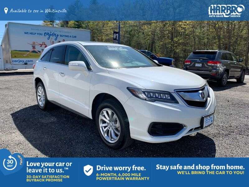 2018 Acura RDX w/AcuraWatch Plus Whitinsville MA