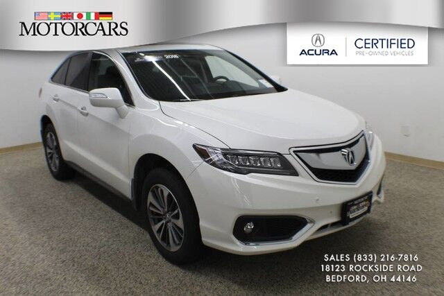 2018 Acura RDX w/Advance Pkg Bedford OH
