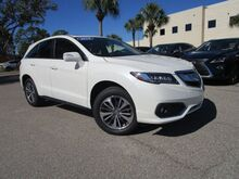 2018_Acura_RDX_w/Advance Pkg_ Fort Myers FL