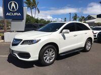 Acura RDX w/Tech 4dr SUV w/Technology Package 2018
