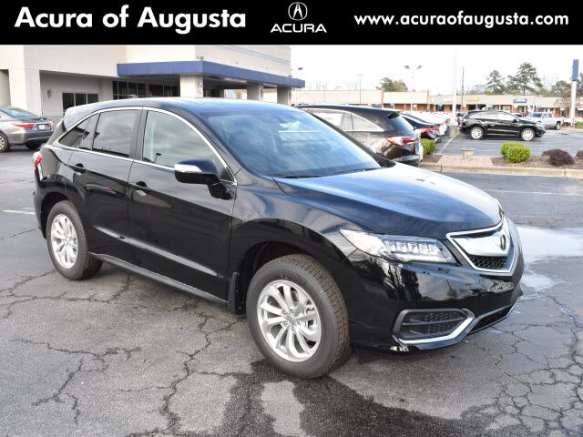 2018 acura rdx with technology package augusta ga 22617916