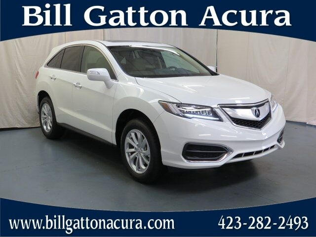 2018 Acura RDX with Technology Package Johnson City TN
