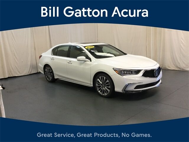 2018 Acura RLX Base Johnson City TN