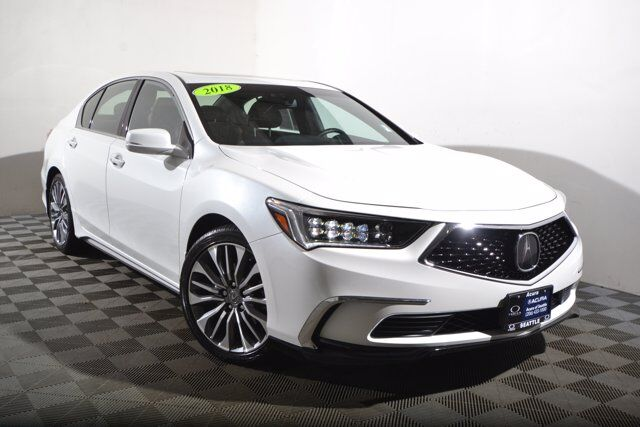 2018 Acura RLX Base Seattle WA