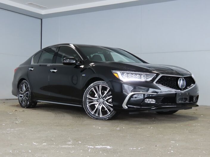2018 Acura RLX Sport Hybrid Advance Merriam KS