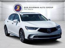 2018_Acura_RLX_Sport Hybrid SH-AWD with Advance Package_ Fort Wayne IN
