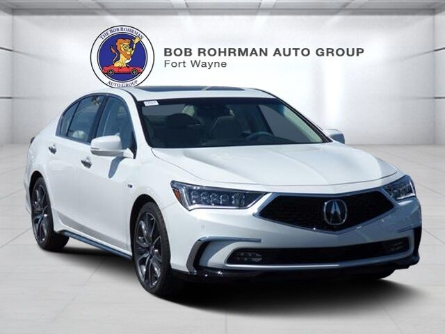 2018 Acura RLX Sport Hybrid SH-AWD with Advance Package Fort Wayne IN