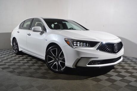 2018 Acura RLX Sport Hybrid w/Advance Pkg Seattle WA