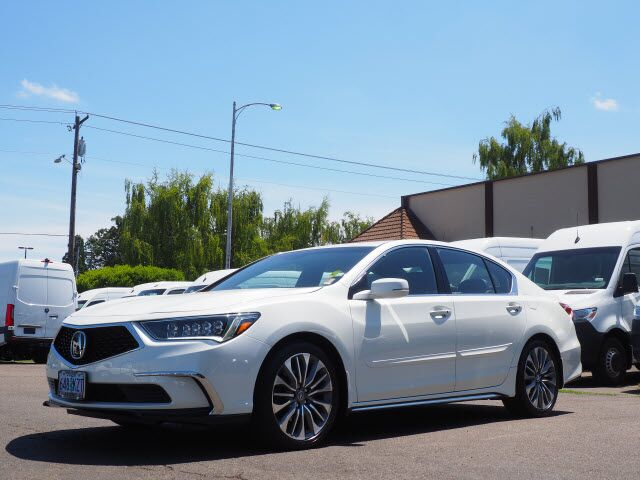 2018 Acura RLX w/Tech Salem OR