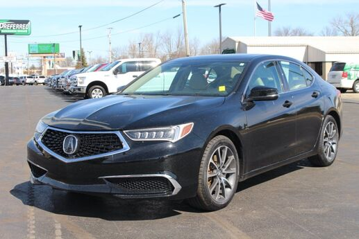 2018 Acura TLX  Fort Wayne Auburn and Kendallville IN