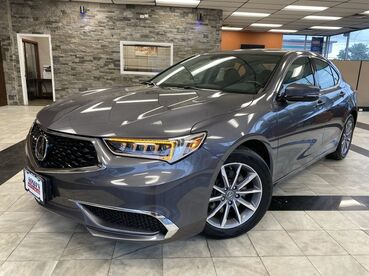 2018_Acura_TLX__ Worcester MA