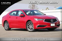 2018_Acura_TLX_2.4 8-DCT P-AWS_ Bakersfield CA