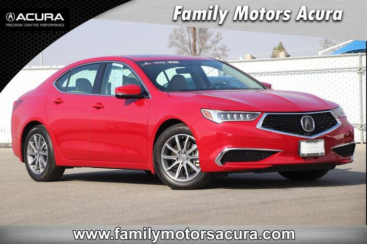 2018 Acura TLX 2.4 8-DCT P-AWS Bakersfield CA