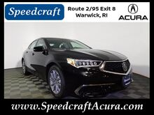 2018_Acura_TLX_2.4 8-DCT P-AWS with Technology Package_ West Warwick RI