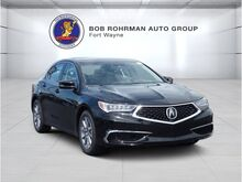 2018_Acura_TLX_2.4 8-DCT P-AWS with Technology Package_ Fort Wayne IN