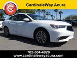 2018 Acura TLX 2.4 8-DCT P-AWS with Technology Package
