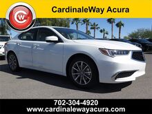 2018_Acura_TLX_2.4 8-DCT P-AWS with Technology Package_ Las Vegas NV