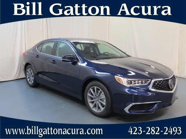 2018 Acura TLX 2.4 8-DCT P-AWS with Technology Package Johnson City TN