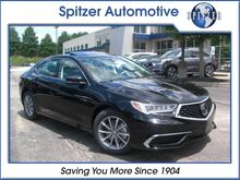 2018_Acura_TLX_2.4 8-DCT P-AWS with Technology Package_ McMurray PA