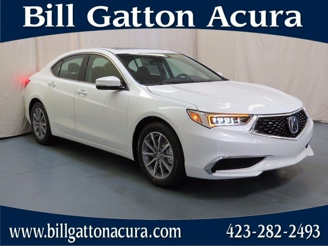 2018 Acura TLX 2.4 8-DCT P-AWS Johnson City TN