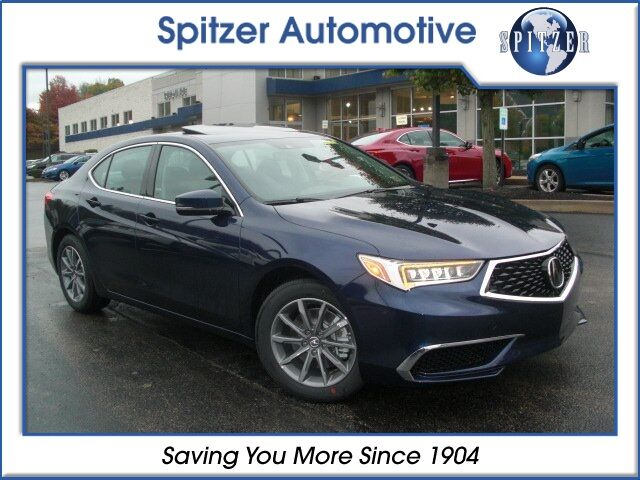 2018 Acura TLX 2.4 8-DCT P-AWS McMurray PA