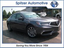 2018_Acura_TLX_2.4 8-DCT P-AWS_ McMurray PA