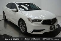 Acura TLX 2.4L CAM,SUNROOF,HTD STS,KEY-GO,17IN WLS 2018