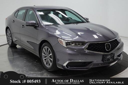 2018_Acura_TLX_2.4L CAM,SUNROOF,HTD STS,LANE ASST,17IN WLS_ Plano TX