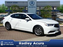 2018_Acura_TLX_2.4L_ Falls Church VA