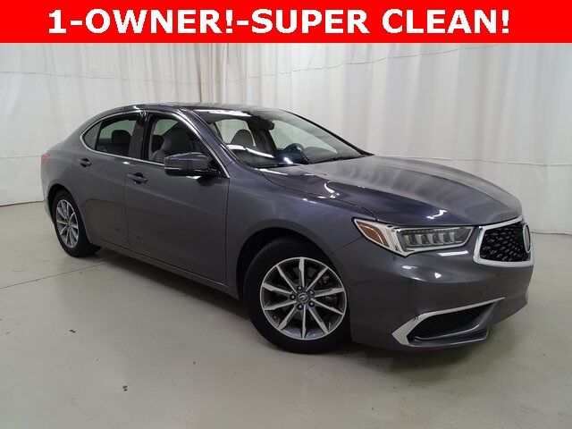 2018 Acura TLX 2.4L Raleigh NC