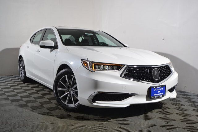 2018 Acura TLX 2.4L Seattle WA