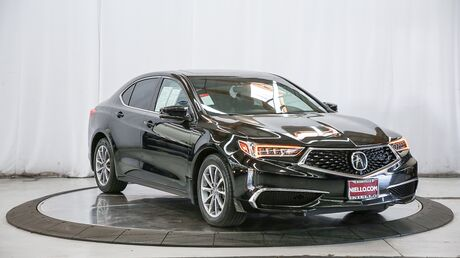 2018 Acura TLX 2.4L w/Technology Package Roseville CA