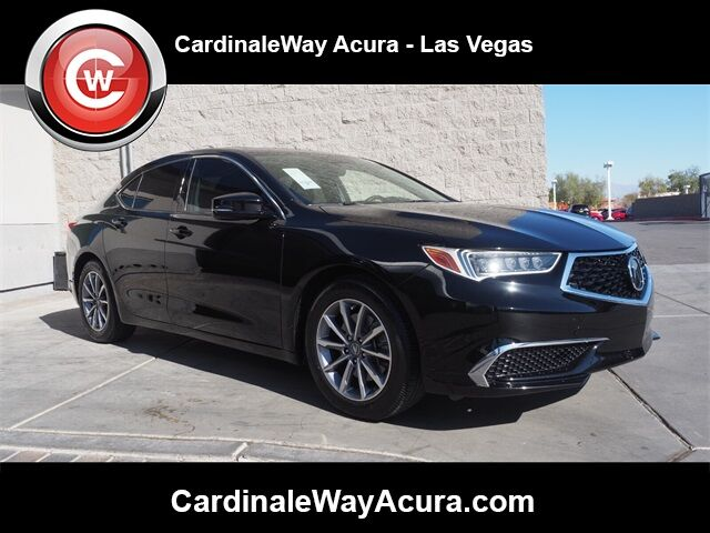 2018 Acura TLX 2.4L w/Technology Package Las Vegas NV