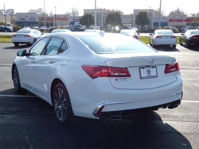 2018 Acura TLX 3.5 V-6 9-AT P-AWS Fort Wayne IN