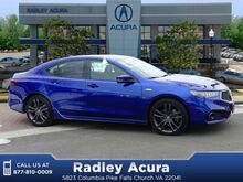 2018_Acura_TLX_3.5 V-6 9-AT P-AWS with A-SPEC_ Falls Church VA