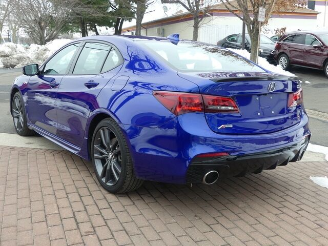 2018 Acura TLX 3.5 V-6 9-AT P-AWS with A-SPEC Falls Church VA