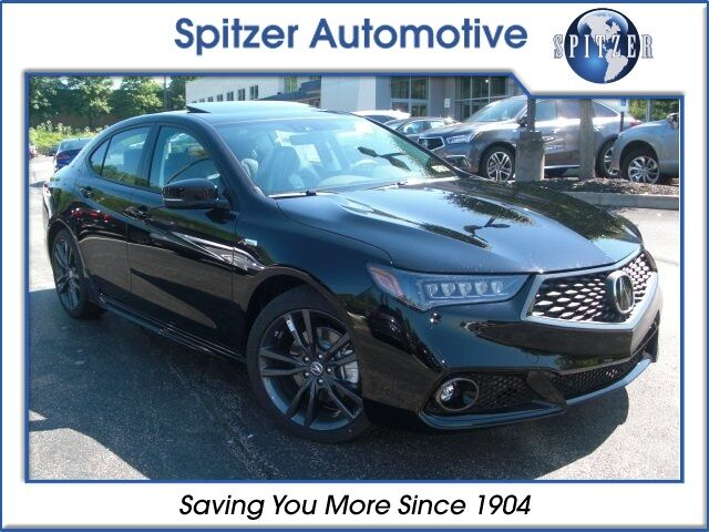 2018 Acura TLX 3.5 V-6 9-AT P-AWS with A-SPEC McMurray PA