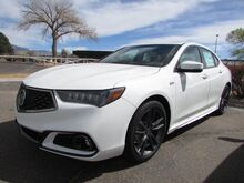 2018_Acura_TLX_3.5 V-6 9-AT P-AWS with A-SPEC RED_ Albuquerque NM