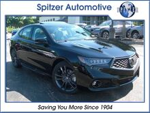 2018_Acura_TLX_3.5 V-6 9-AT P-AWS with A-SPEC RED_ McMurray PA