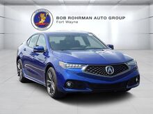 2018_Acura_TLX_3.5 V-6 9-AT P-AWS with A-SPEC_ Fort Wayne IN