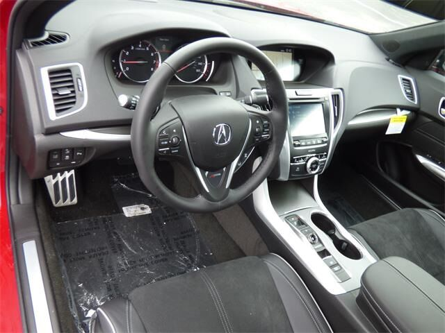 2018 Acura TLX 3.5 V-6 9-AT P-AWS with A-SPEC Fort Wayne IN