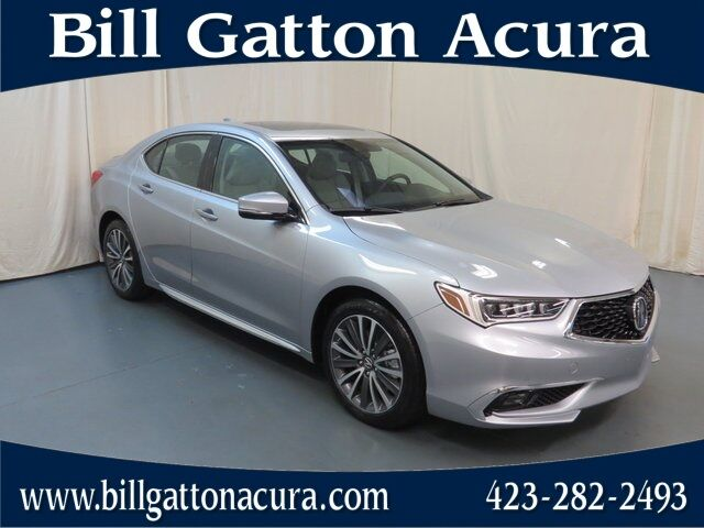 2018 Acura TLX 3.5 V-6 9-AT P-AWS with Advance Package Johnson City TN