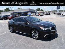 2018_Acura_TLX_3.5 V-6 9-AT P-AWS with Technology Package_ Augusta GA