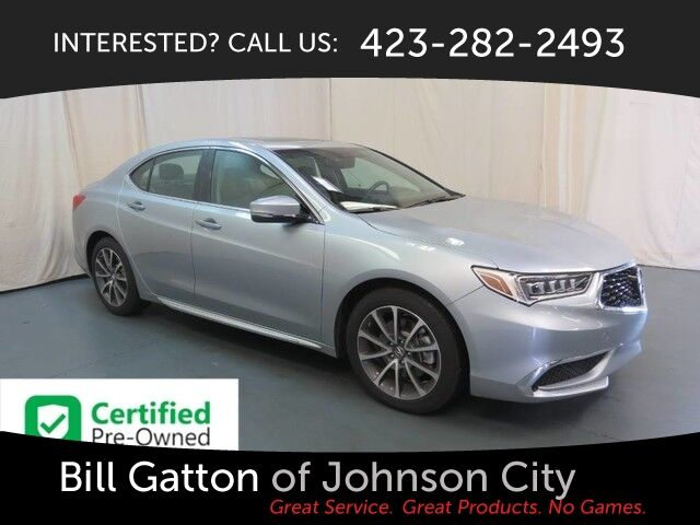 Used Acura TLX Johnson City TN - Used acura tlx 2018