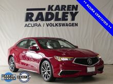 2018_Acura_TLX_3.5 V-6 9-AT P-AWS with Technology Package_ Woodbridge VA