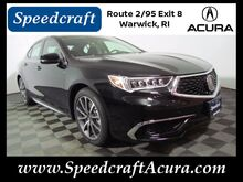 2018_Acura_TLX_3.5 V-6 9-AT P-AWS with Technology Package_ West Warwick RI