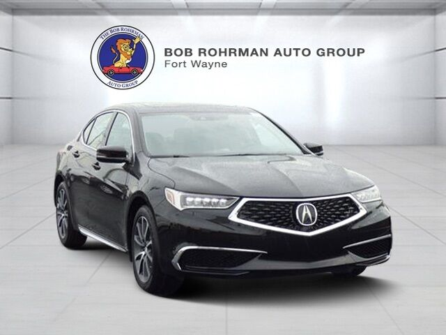2018 Acura TLX 3.5 V-6 9-AT P-AWS with Technology Package Fort Wayne IN