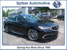 2018_Acura_TLX_3.5 V-6 9-AT P-AWS with Technology Package_ McMurray PA